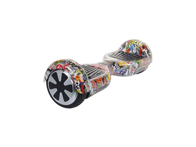 N1 Funboard IQ Drive Hoverboard_Shop